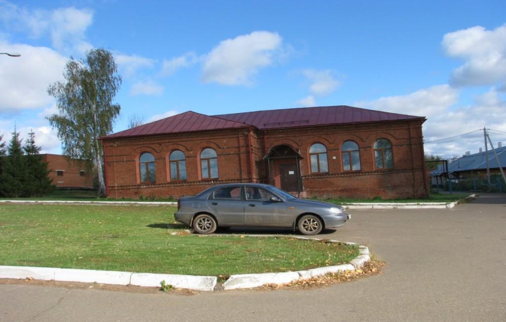 Двухклассное мужское училище конца XIX века