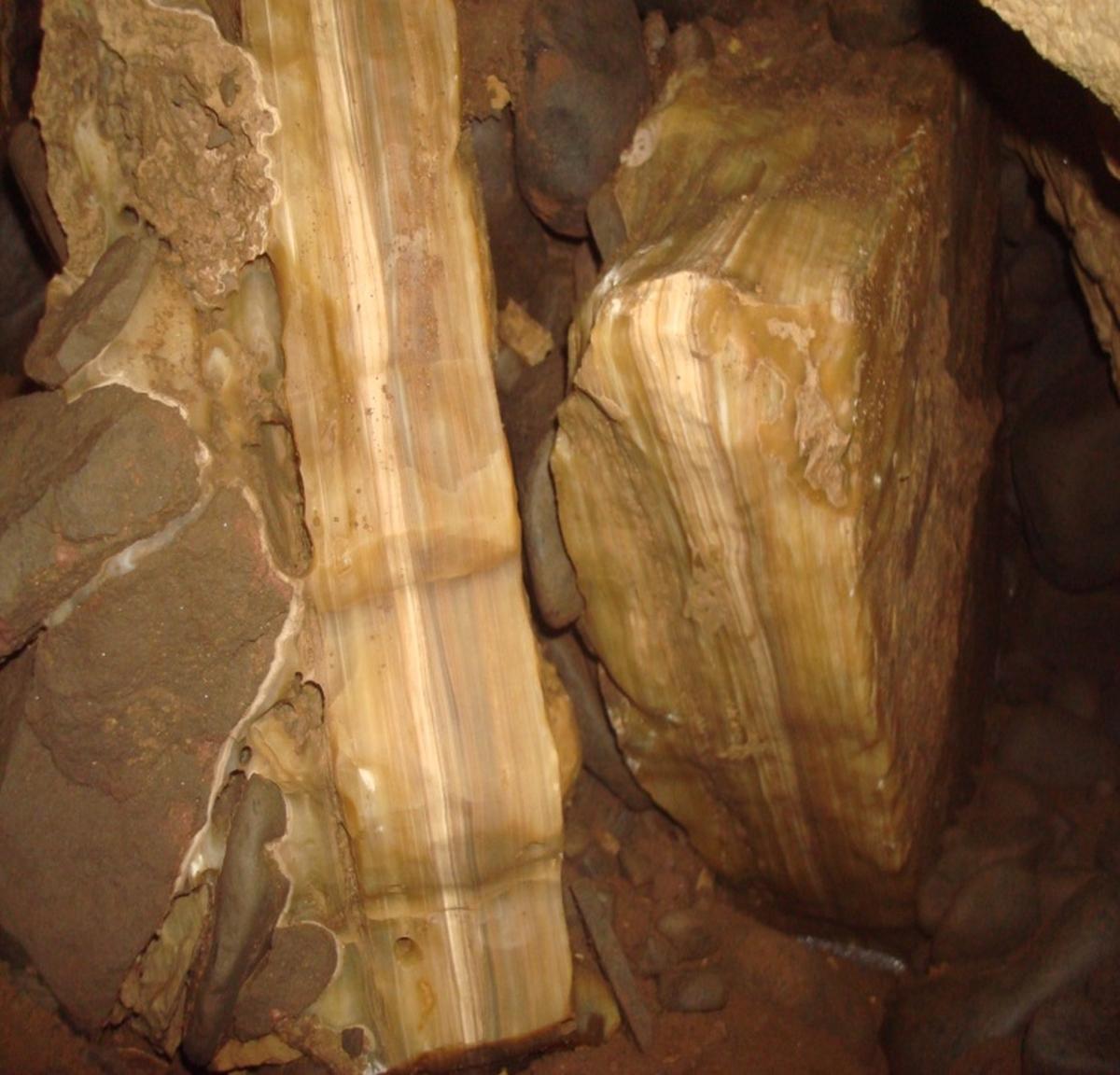Красоты пещеры