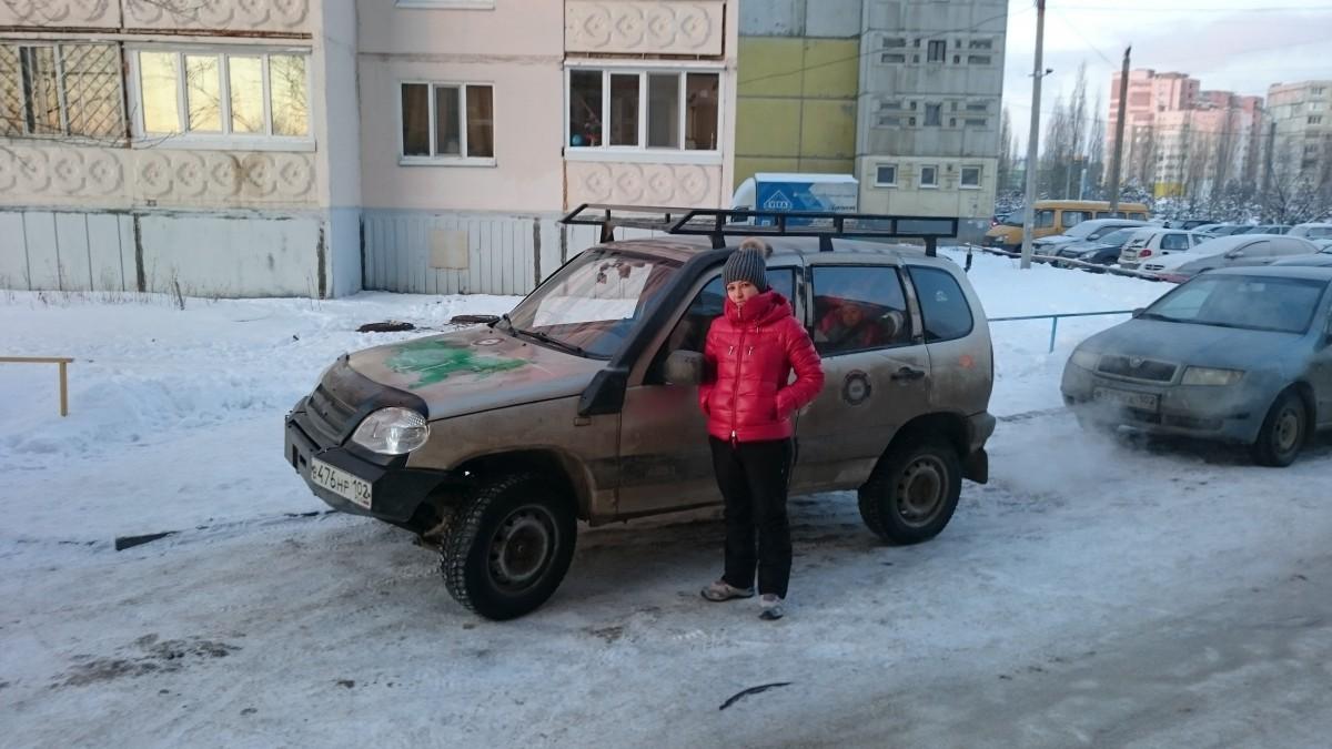 Новогоднее турне по Челябинской и Свердловской области