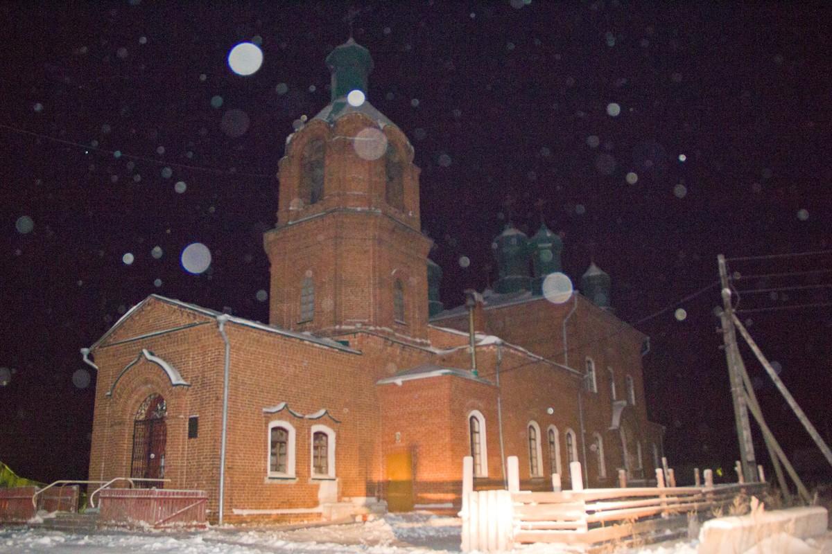 Храм Святого Пророка Илии в Клеопино