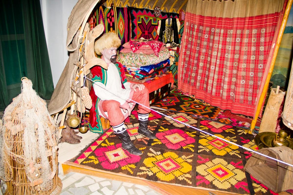 Музей Салавата в Малоязе