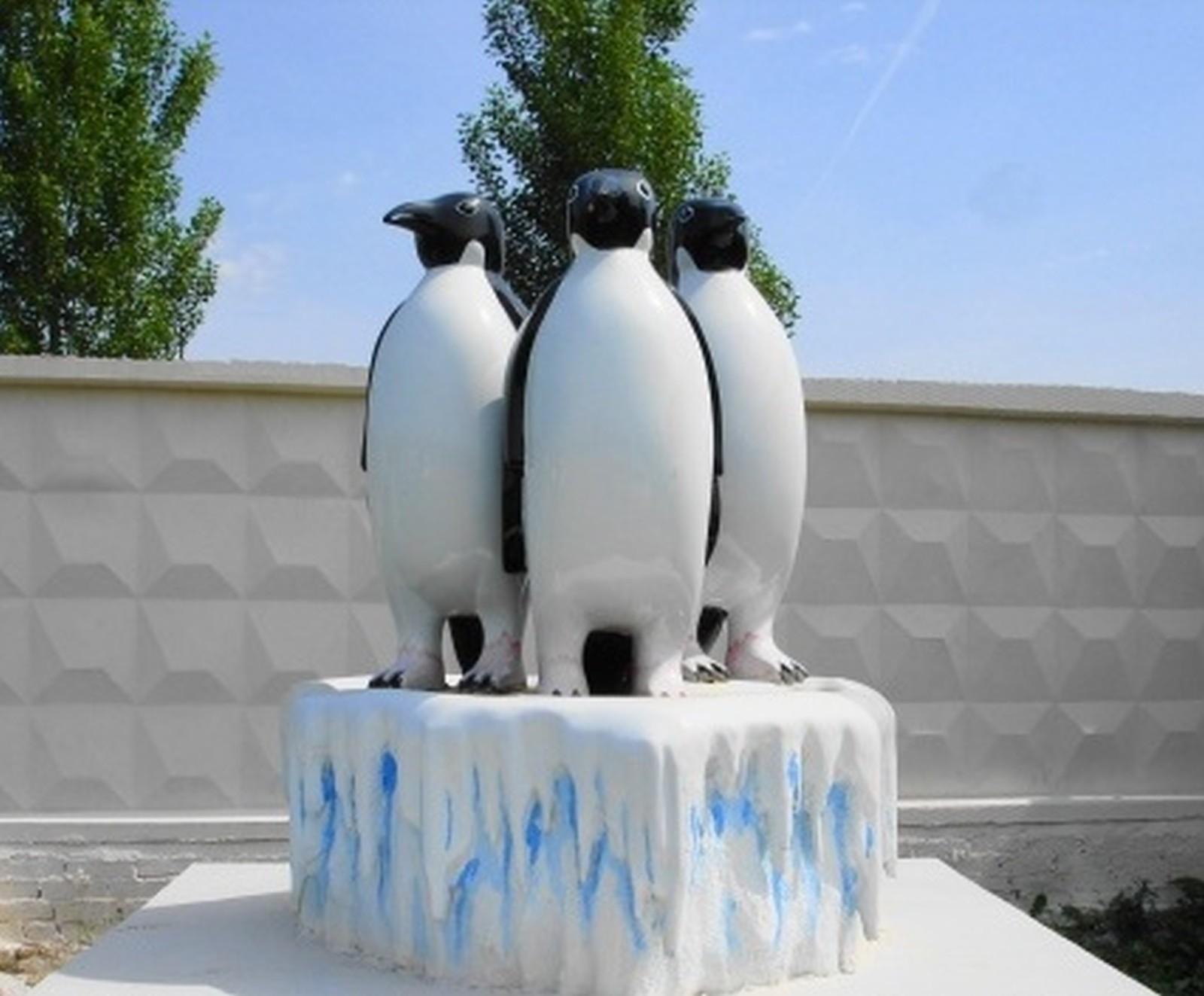 Фото 8 пингвины