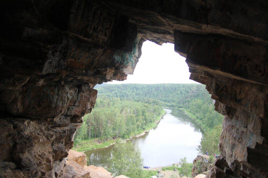 Идрисовская пещера