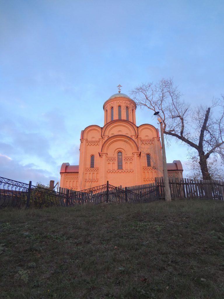 Поселок Тургояк, Храма Архангела Михаила.